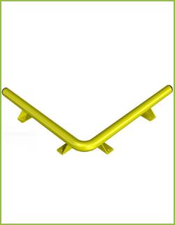 Отбойник металлический КОА-02