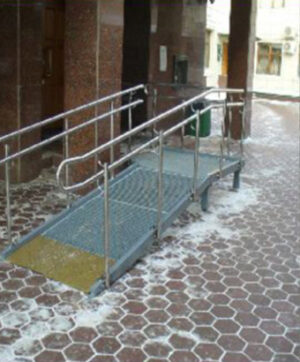 Пандус для инвалидных колясок «Комфорт»